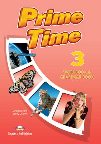 9781780984490: Prime Time: Workbook (TURKEY) Level 3