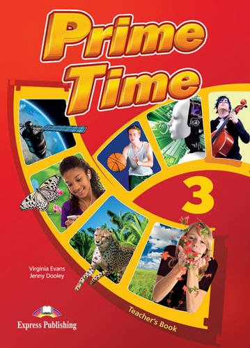 9781780984506: Prime Time: Teacher's Book (Turkey) Level 3