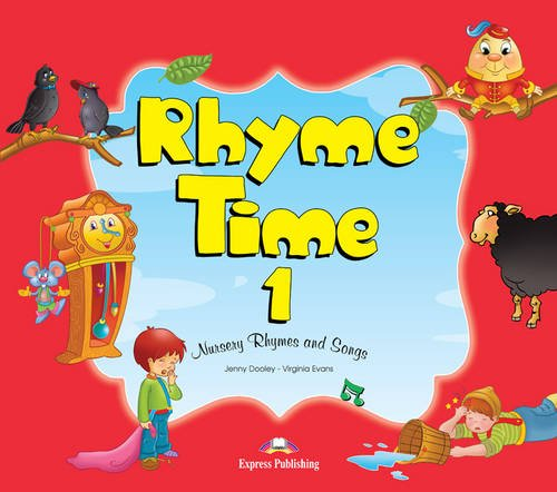 Rhyme Time: Big Story Book (US) Level: Evans, Virginia, Dooley,