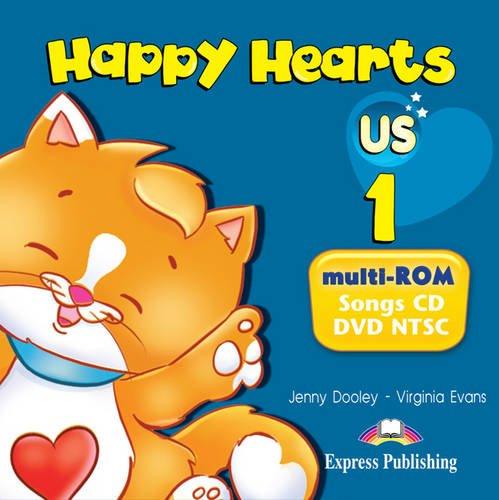9781780984766: Happy Hearts US: MULTI-ROM 1 (SONG CD/DVD NTSC) US Level 1