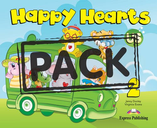 9781780984926: Happy Hearts: Classroom Package (US) Level 2
