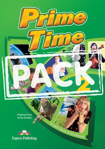 9781780985589: Prime Time 2: Student's Pack (US)