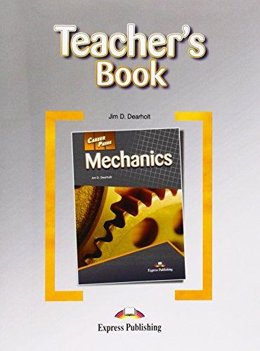 9781780986227: Career Paths - Mechanics: Teacher's Book (International)