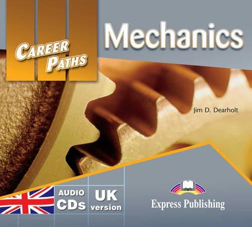 9781780986234: Career Paths - Mechanics: Class CDs - UK Version (set of 2) (International)