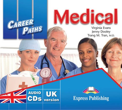 9781780986593: Career Paths - Medical: Class CDs - UK Version (set of 2) (International)
