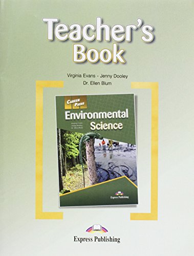 9781780986708: Career Paths - Environmental Science: Teacher's Book (International)