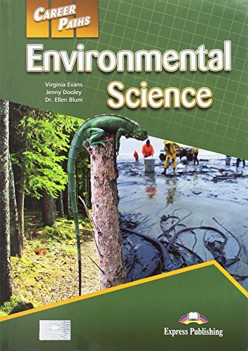 9781780986777: Career Paths - Environmental Science: Student's Pack 1 (International)