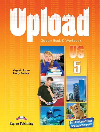 9781780987125: Upload US 5: Student Book & Workbook (US)