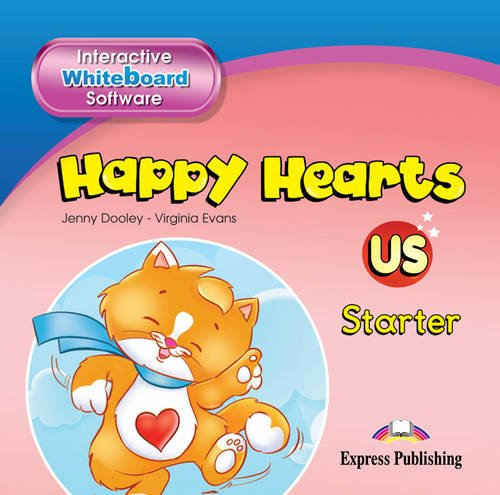 9781780987729: Happy Hearts Starter US: Interactive Whiteboard Software (CD-ROM) (US)