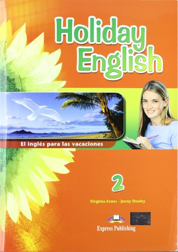 9781780987972: Holiday English 2 ESO Student's Pack