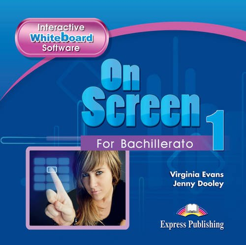 9781780988078: On Screen 1 Bachillerato: Interactive Whiteboard Software (CD-ROM) (SPAIN)