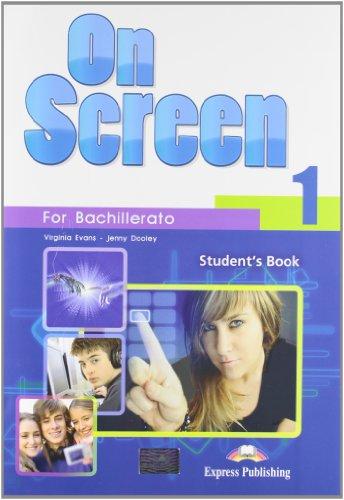 9781780988092: On Screen 1 Bachillerato: Student's Pack (Spain)