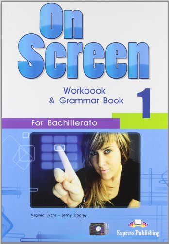 9781780988399: On Screen 1 Bachillerato: Workbook Pack (SPAIN)