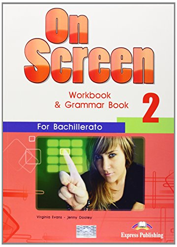 9781780988405: On Screen 2 Bachillerato: Workbook Pack (SPAIN)