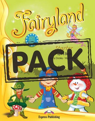 9781780988412: Fairyland Starter: Pupil's IEBook Pack (GREECE)