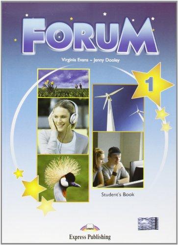 9781780988566: Forum 1: Student's Pack (International)
