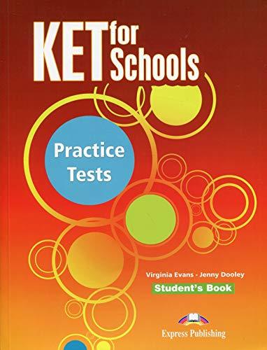 9781780988849: Ket for Schools Practice Tests: Student's Book (INTERNATIONAL)