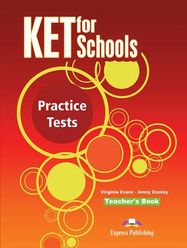 9781780988856: Ket for Schools Practice Tests: Teacher's Book (International)