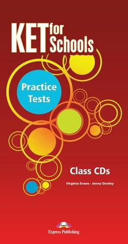 9781780988863: Ket for Schools Practice Tests: AUDIO CD'S (SET OF 2) (INTERNATIONAL)