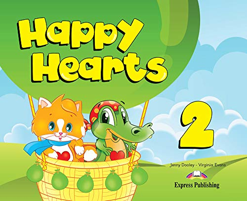 9781780989013: Happy Hearts 2 Pupil's Pack 3 (With Multi-Rom PAL & Optionals)