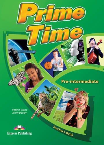 9781780989167: Prime Time Pre-intermediate: Teacher's Book (International)