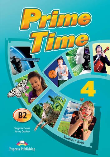 9781780989563: Prime Time 4 for B2 Level Exams: Student's Book (Lithuania)