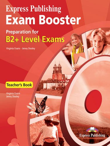 9781780989655: Express Publishing Exam Booster Preparation for B2 Level Exams: Teacher's Book (Lithuania)