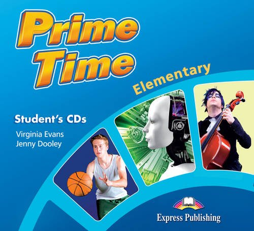 9781780989716: Prime Time Elementary: Student's Audio CDs (set of 2) (INTERNATIONAL)