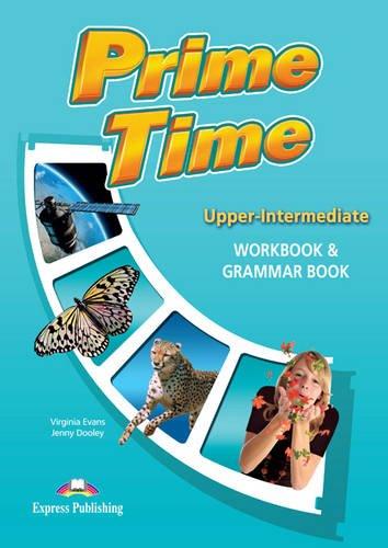 9781780989884: Prime Time Upper-intermediate: Workbook & Grammar Book (International)