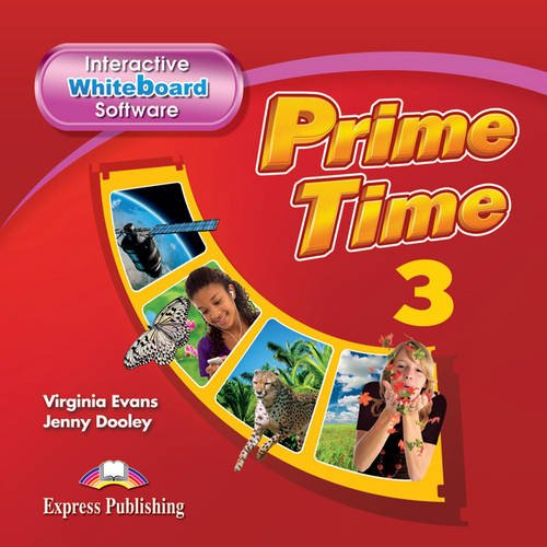 9781780989990: PRIME TIME 3: Interactive Whiteboard Software (CD-ROM) (INTERNATIONAL)