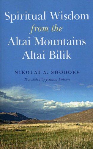 9781780991214: Spiritual Wisdom from the Altai Mountains