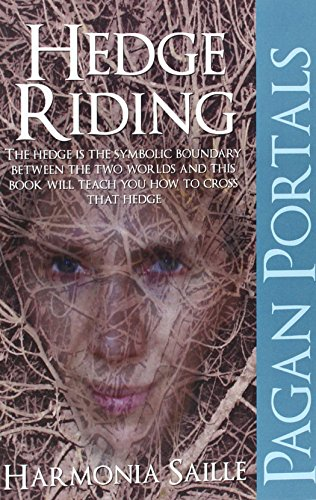 9781780993485: Pagan Portals-Hedge Riding