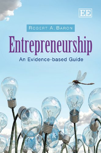 9781781000397: Entrepreneurship: An Evidence-Based Guide