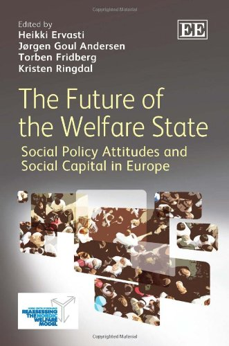 9781781001264: The Future of the Welfare State: Social Policy Attitudes and Social Capital in Europe