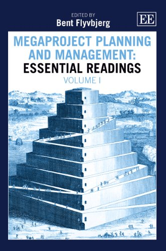 9781781001707: Megaproject Planning and Management: Essential Readings (Elgar Mini Series)