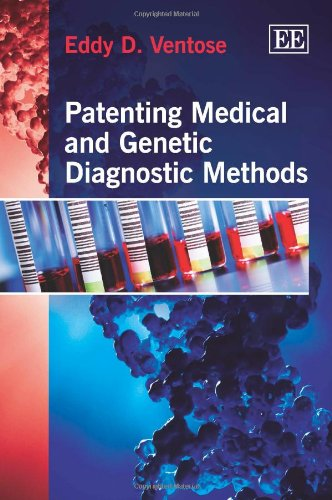 9781781001776: Patenting Medical and Genetic Diagnostic Methods