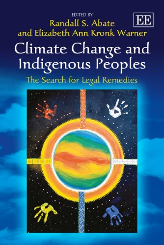9781781001790: Climate Change and Indigenous Peoples: The Search for Legal Remedies
