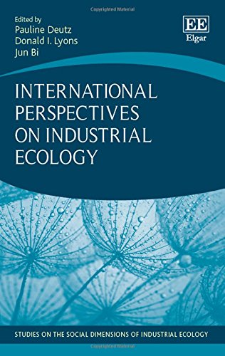 9781781003565: International Perspectives on Industrial Ecology (Studies on the Social Dimensions of Industrial Ecology series)