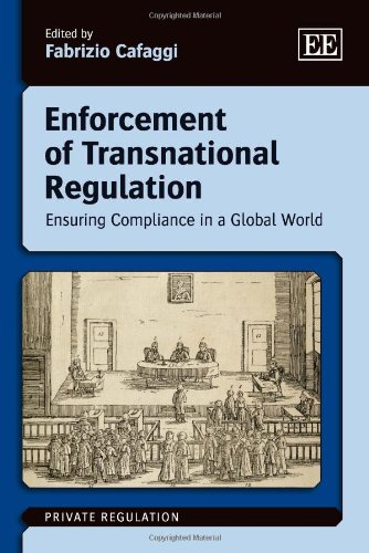 9781781003725: Enforcement of Transnational Regulation: Ensuring Compliance in a Global World (Private Regulation Series)