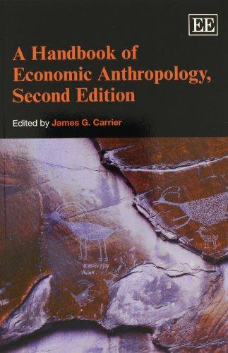 9781781004494: A Handbook of Economic Anthropology, Second Edition (Elgar Original Reference)