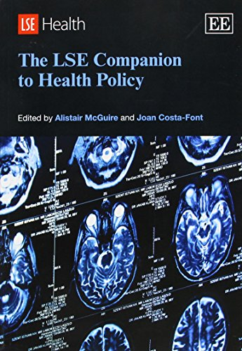9781781004753: The LSE Companion to Health Policy (Elgar Original Reference)