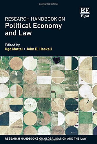 9781781005347: Research Handbook on Political Economy and Law (Research Handbooks on Globalisation and the Law series)