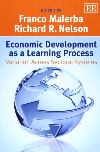 9781781005408: Economic Development As a Learning Process: Variation Across Sectoral Systems