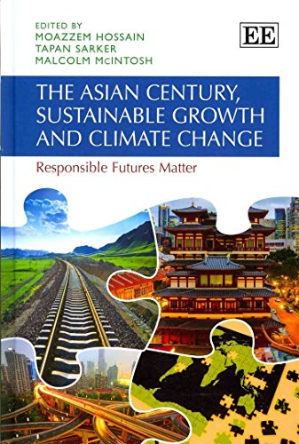 9781781005750: The Asian Century, Sustainable Growth and Climate Change: Responsible Futures Matter