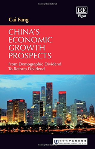 9781781005842: China's Economic Growth Prospects: From Demographic Dividend to Reform Dividend (In Association with the Social Sciences Academic Press)