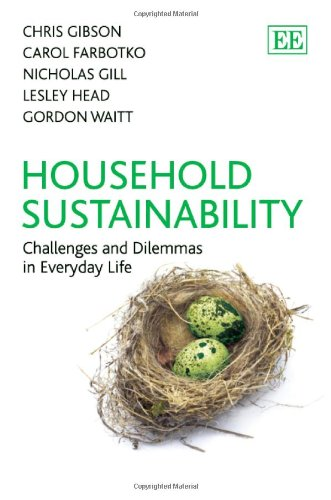 9781781006207: Household Sustainability: Challenges and Dilemmas in Everyday Life