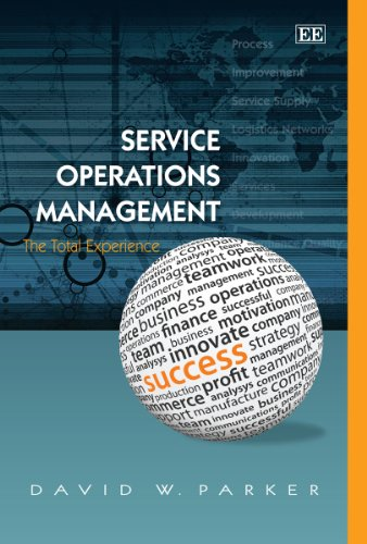 9781781006221: Service Operations Management: The Total Experience