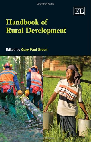 Handbook of Rural Development (Elgar Original Reference): Gary Paul Green