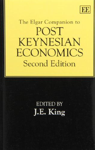 9781781007044: The Elgar Companion to Post Keynesian Economics, Second Edition
