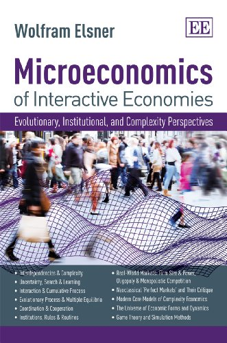 9781781009031: Microeconomics of Interactive Economies: Evolutionary, Institutional, and Complexity Perspectives. A ''Non-Toxic'' Intermediate Textbook